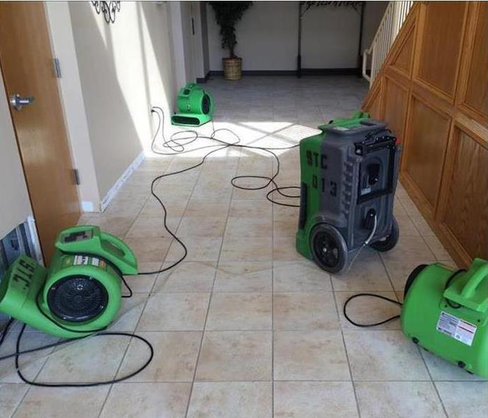 Water Damage – Chattanooga Home