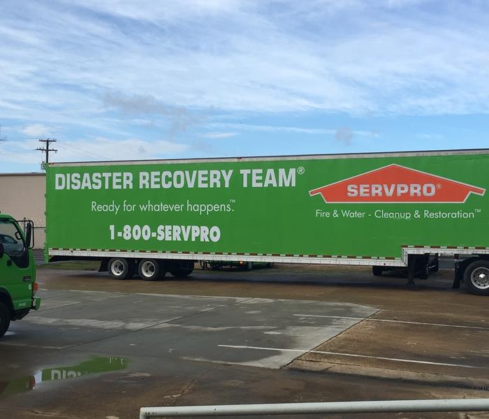Two Disaster Recovery Semis